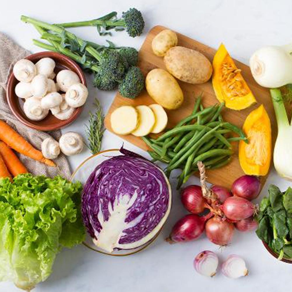 Soups & Vegetables