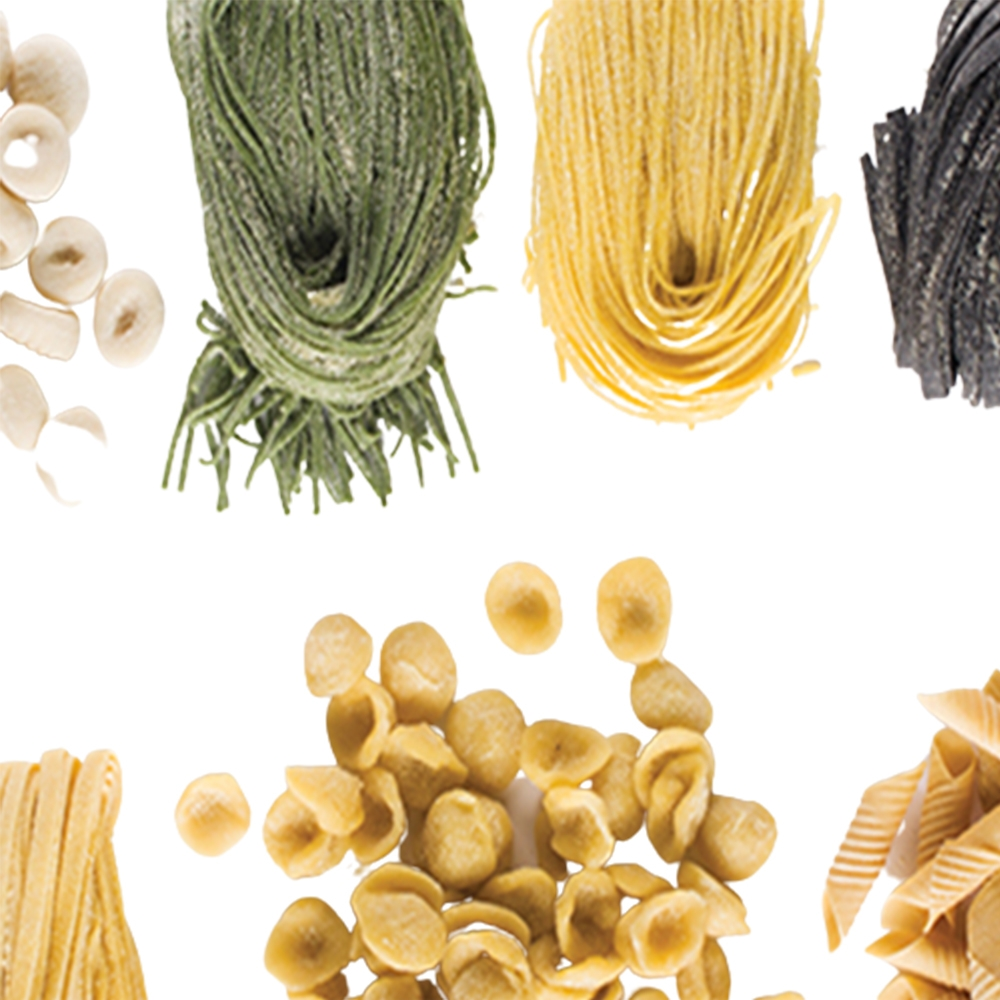 Pasta, Rice & Polenta