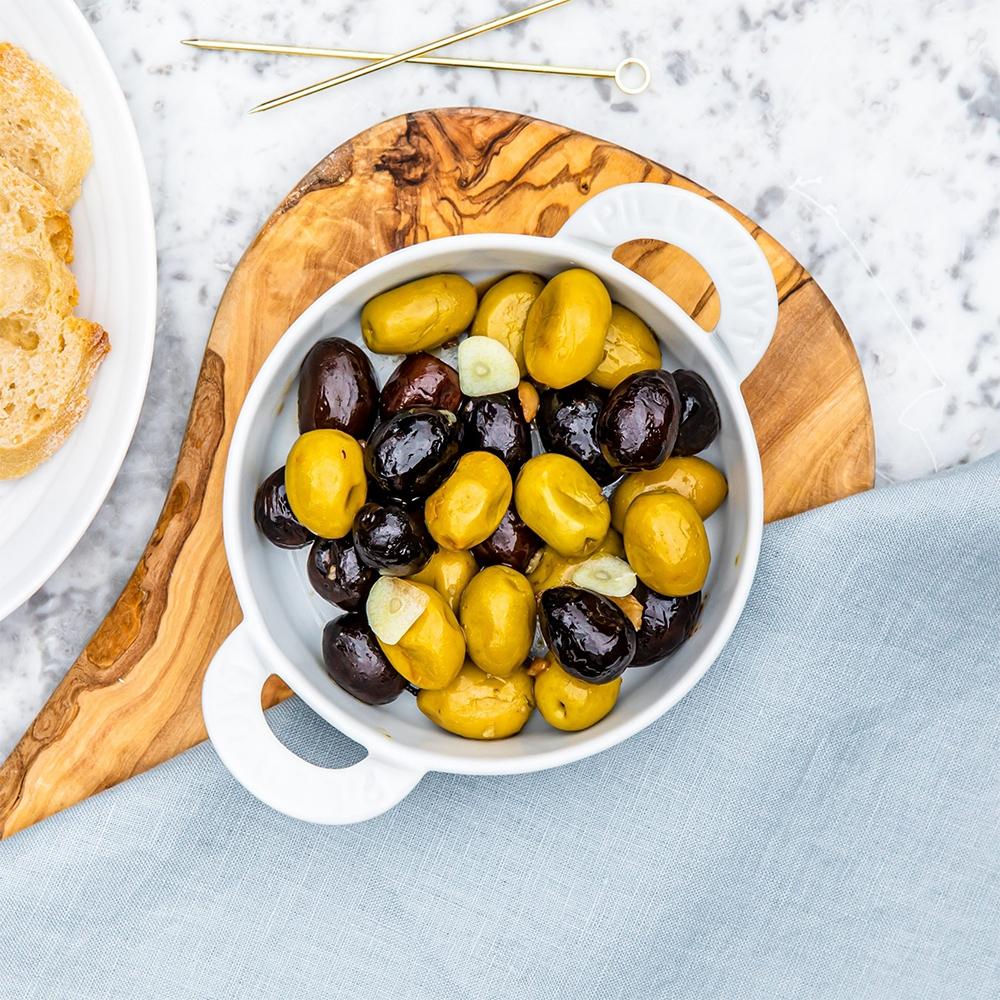 Olives e sottoli